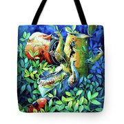 Kettle Cluster Tote Bag