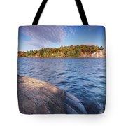Killarney Provincial Park In Fall Tote Bag