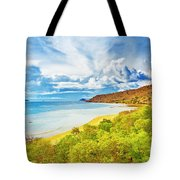 Komodo Bay Tote Bag