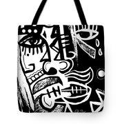 Kurt Cobain  Tote Bag