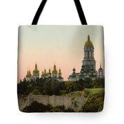 La Lavra - Kiev - Ukraine - Ca 1900 Tote Bag
