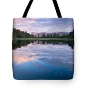 Lake Matheson Tote Bag