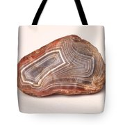 Lake Superior Agate Tote Bag