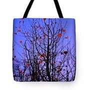 Leaves 3 Tote Bag