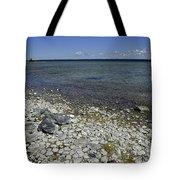 Leelanau Michigan Beach Tote Bag