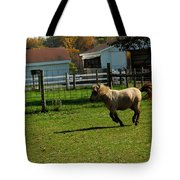 Lets Ride Tote Bag