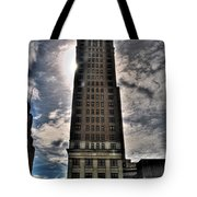 Liberty Building Tote Bag