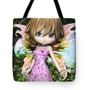 Lil Fairy Princess Tote Bag
