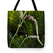 Lithe One Tote Bag