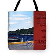 Little Boats Tote Bag