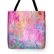 Little Miracles Tote Bag by Rachel Christine Nowicki