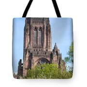 Liverpool Anglican Cathedral Tote Bag