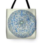 Lm Of Ranunculus Stem Tote Bag by M. I. Walker