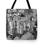 Lockwood Campaign, 1884 Tote Bag