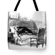 Longfellow: Evangeline Tote Bag