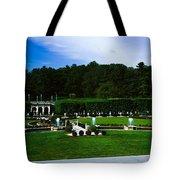 Longwood Gardens Fountain Garden Tote Bag
