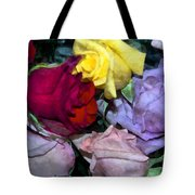 Look Of Romance Tote Bag