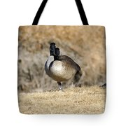 Look One Leg Tote Bag
