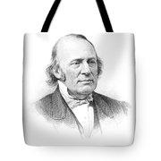 Louis Agassiz (1807-1873) Tote Bag