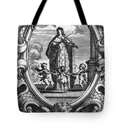 Louis, Dauphin Of France Tote Bag