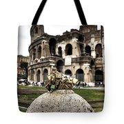 love locks in Rome Tote Bag