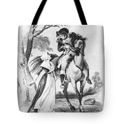 Lydia Darragh, American Patriot Tote Bag