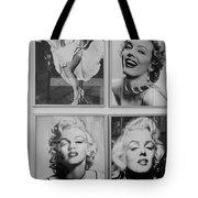 M M Tote Bag