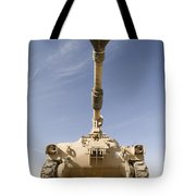 M109 Paladin, A Self-propelled 155mm Tote Bag