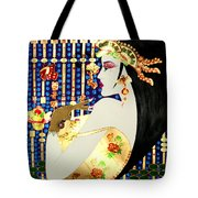 Ma Belle Salope Chinoise No.13 Tote Bag