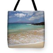 Makena Ocean And Sand Tote Bag