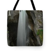 Maligne Canyon Tote Bag