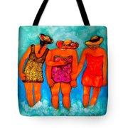 Mamas New Hat Tote Bag