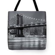 Manhattan Bridge II Tote Bag