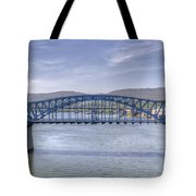 Market Street Bridge Tote Bag