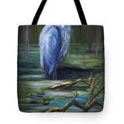Marsh Master Tote Bag