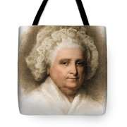 Martha Washington, American Patriot Tote Bag