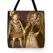 Mary, Queen Of Scots Tote Bag