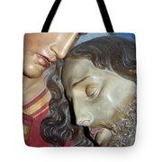 Mary Tears Tote Bag