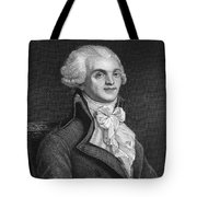 Maximilien Robespierre Tote Bag