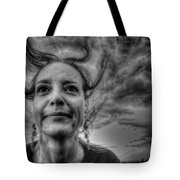 May-belle Chasing The Wind Tote Bag