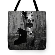Me And Mommy Tote Bag