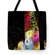 Medieval And Modern Times Tote Bag
