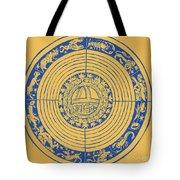Medieval Zodiac Tote Bag
