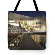 Melbourne Convention Center Tote Bag