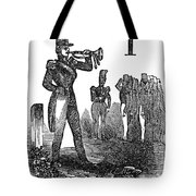 Mexican War: Soldiers Tote Bag