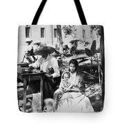 Mexico: Letter Writer Tote Bag