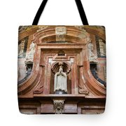 Mezquita Cathedral Architectural Details Tote Bag