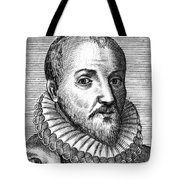 Michel Eyquem De Montaigne Tote Bag