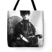 Minnie Maddern Fiske Tote Bag
