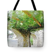 Mission San Jose San Antonio Texas Tote Bag